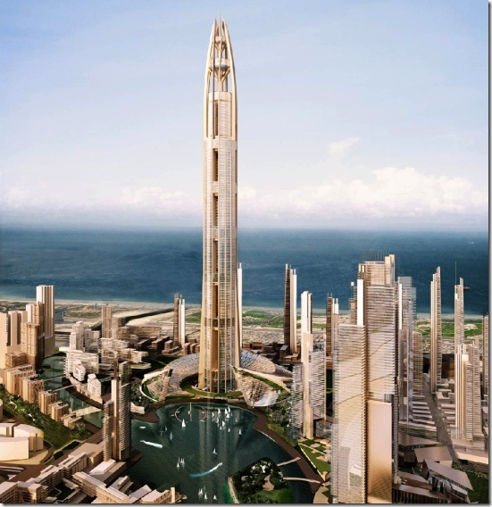 nakheel tower mind blowingly gargantuan an irishman abroad. Black Bedroom Furniture Sets. Home Design Ideas