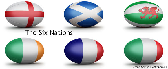the six nations rugby