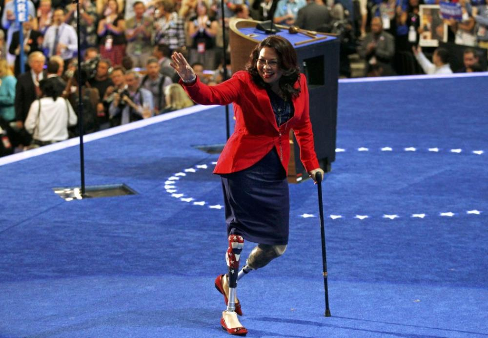 Tammy Duckworth: Our Champion in Congress - New Mobility